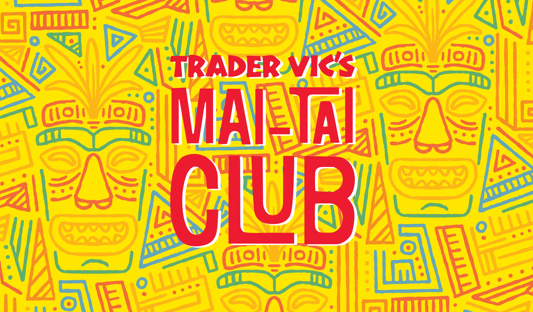 Join the mai tai club image